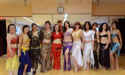 Rajaa Orientalischer Tanz